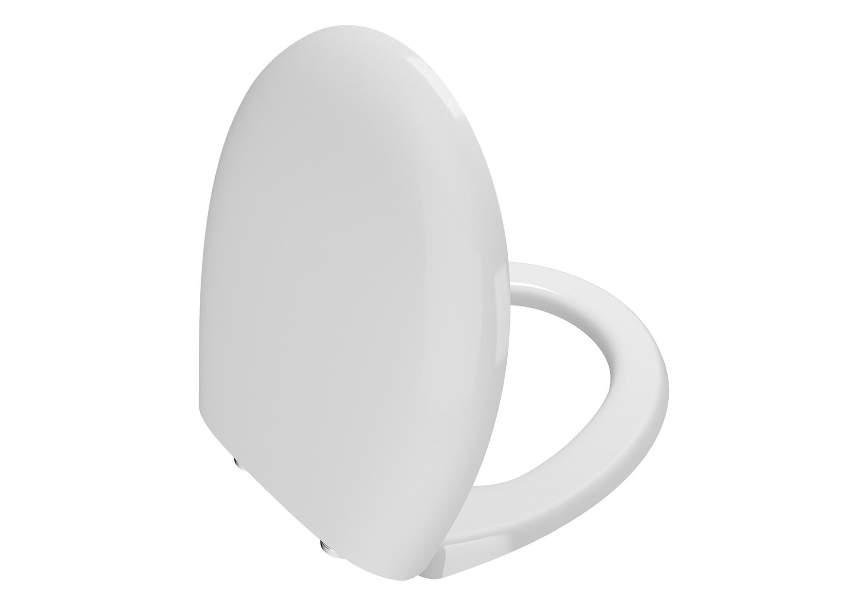 Memoria WC-Sitz mit Absenkautomatik, Taupe Matt