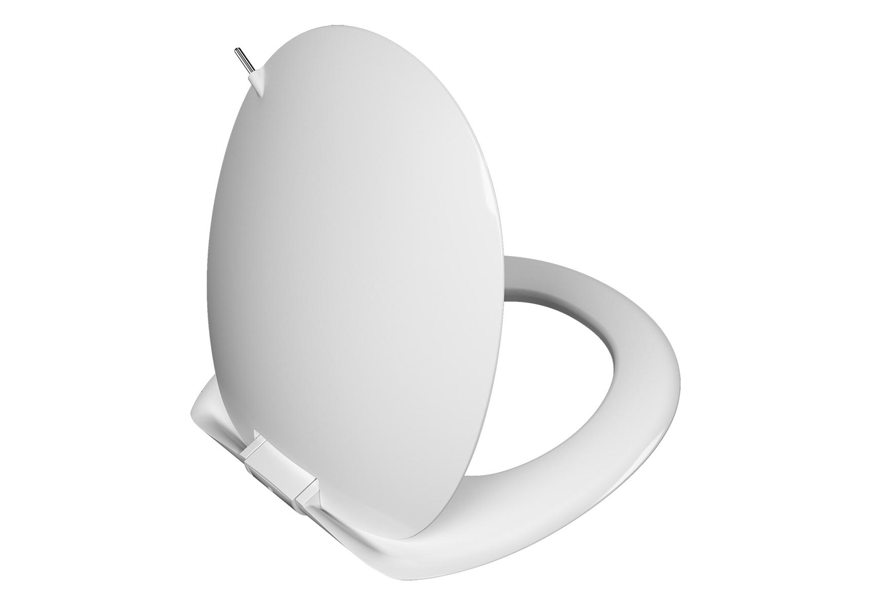 Istanbul WC-Sitz LED, mit Absenkautomatik, Weiß