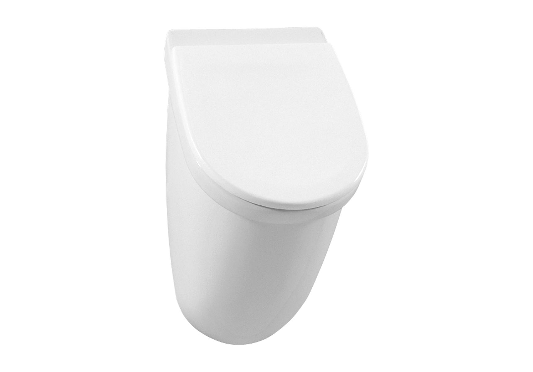 Options Mona Urinal mit Deckel