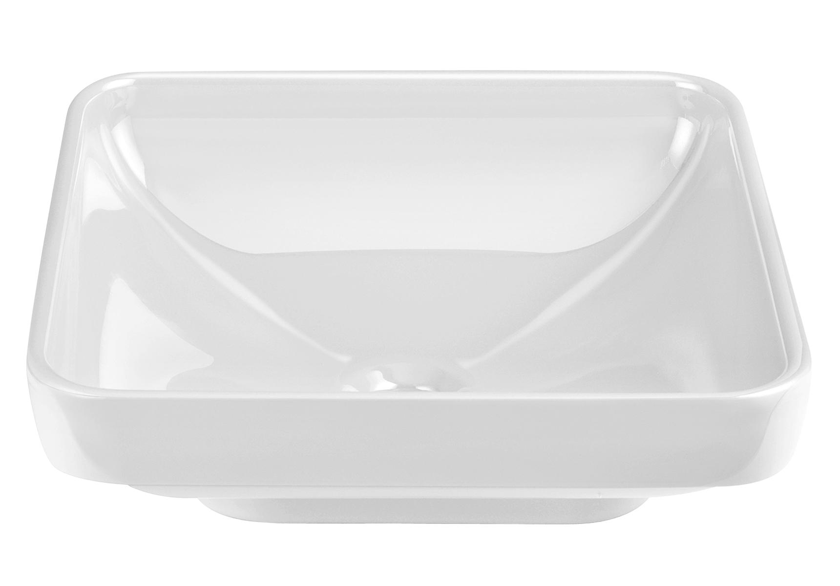 Water Jewels Aufsatz-, Einbau- und Unterbauwaschtisch, 40 cm, quadratisch