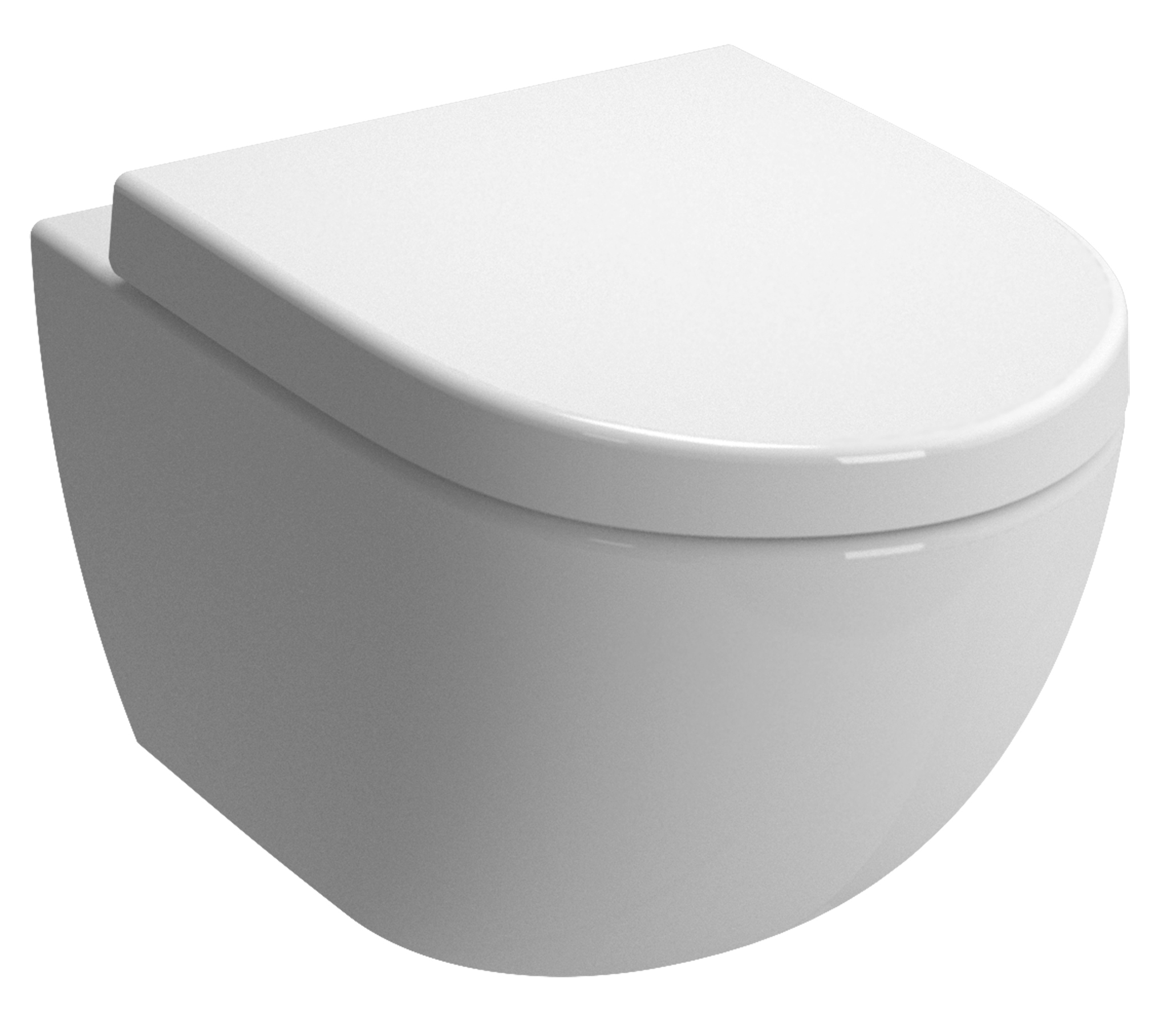 Sento Wand-WC mit Bidetfunktion