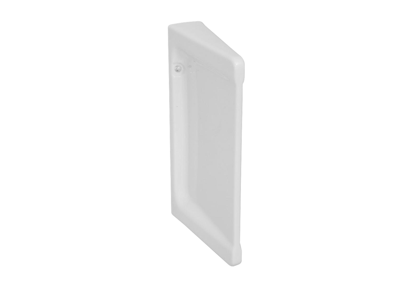 Arkitekt séparateur pour urinoir, 59,5 cm, céramique