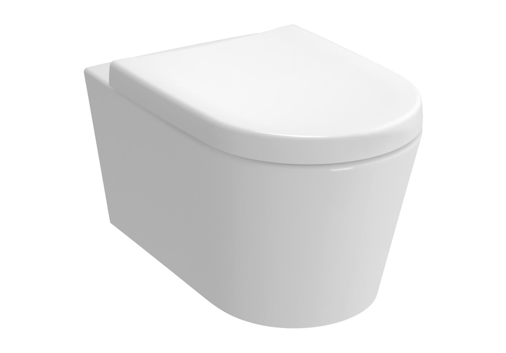 Options Nest Wand-WC mit Bidetfunktion