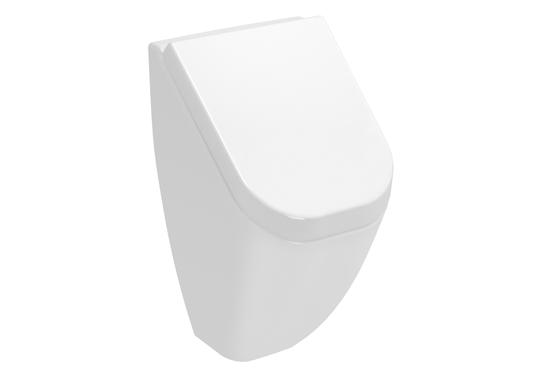 Options Pure Style Urinal mit Deckel