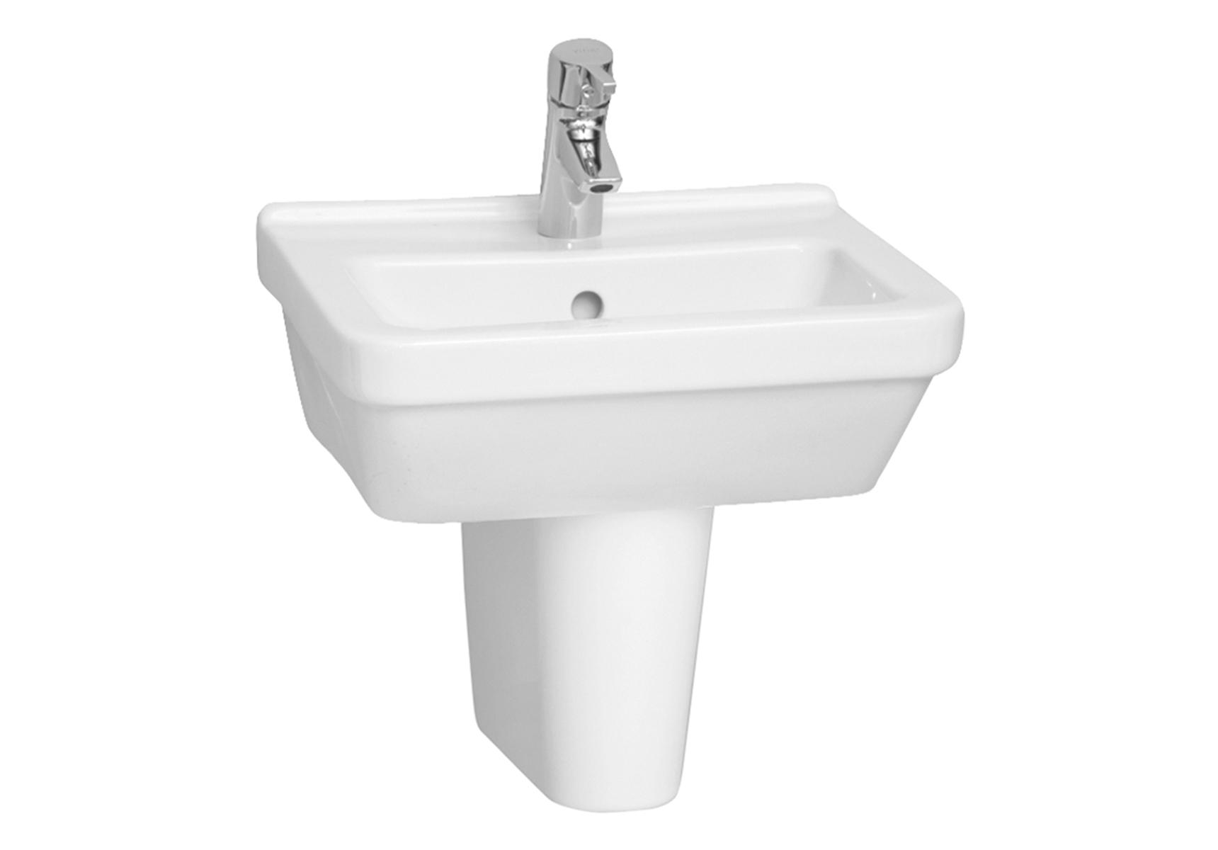 Integra cache-siphon, pour lave-mains et lavabo