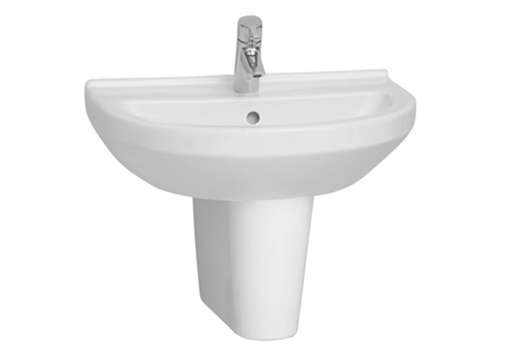 Integra cache-siphon pour lavabo