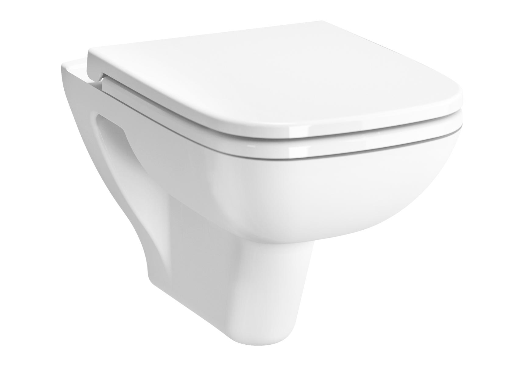 S20 Wand-WC mit Bidetfunktion, Weiß