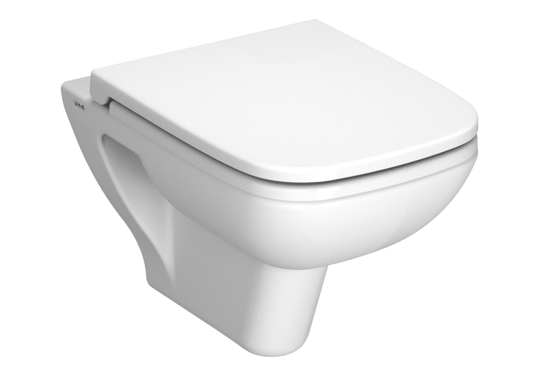 S20 Wand-WC Tiefspüler, Weiß