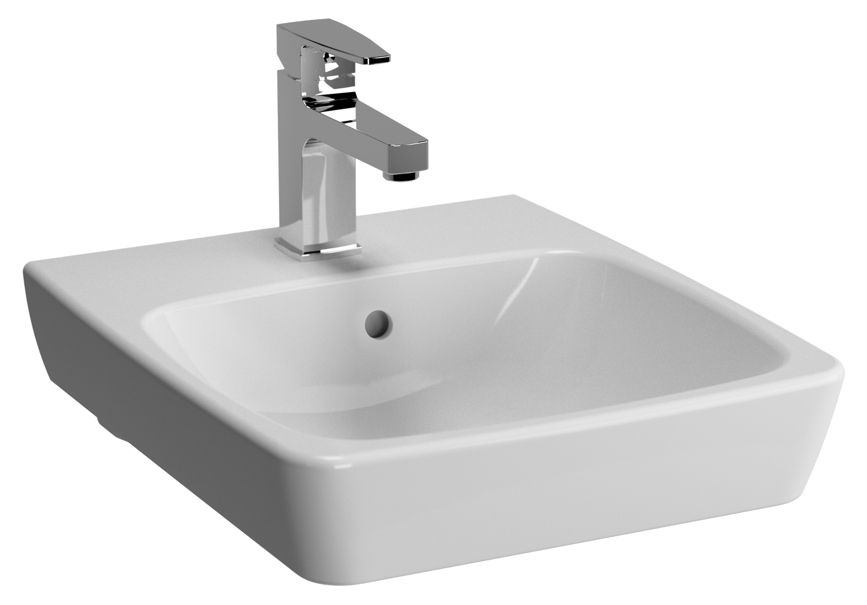 Metropole Handwaschbecken, 40 cm