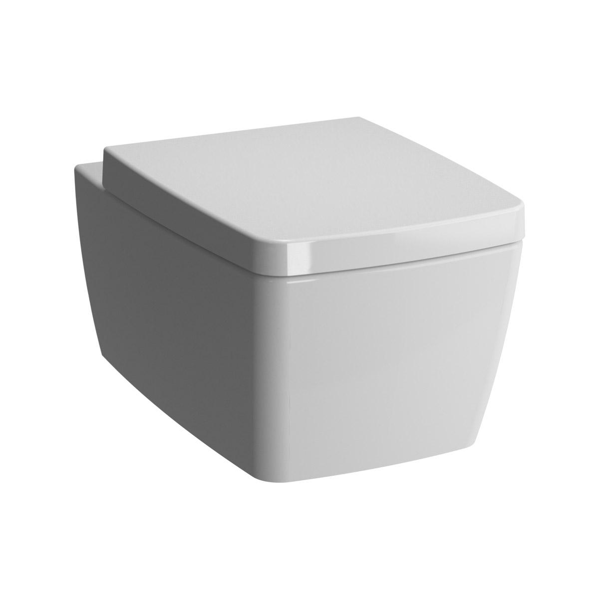 Metropole Wand-WC mit Bidetfunktion