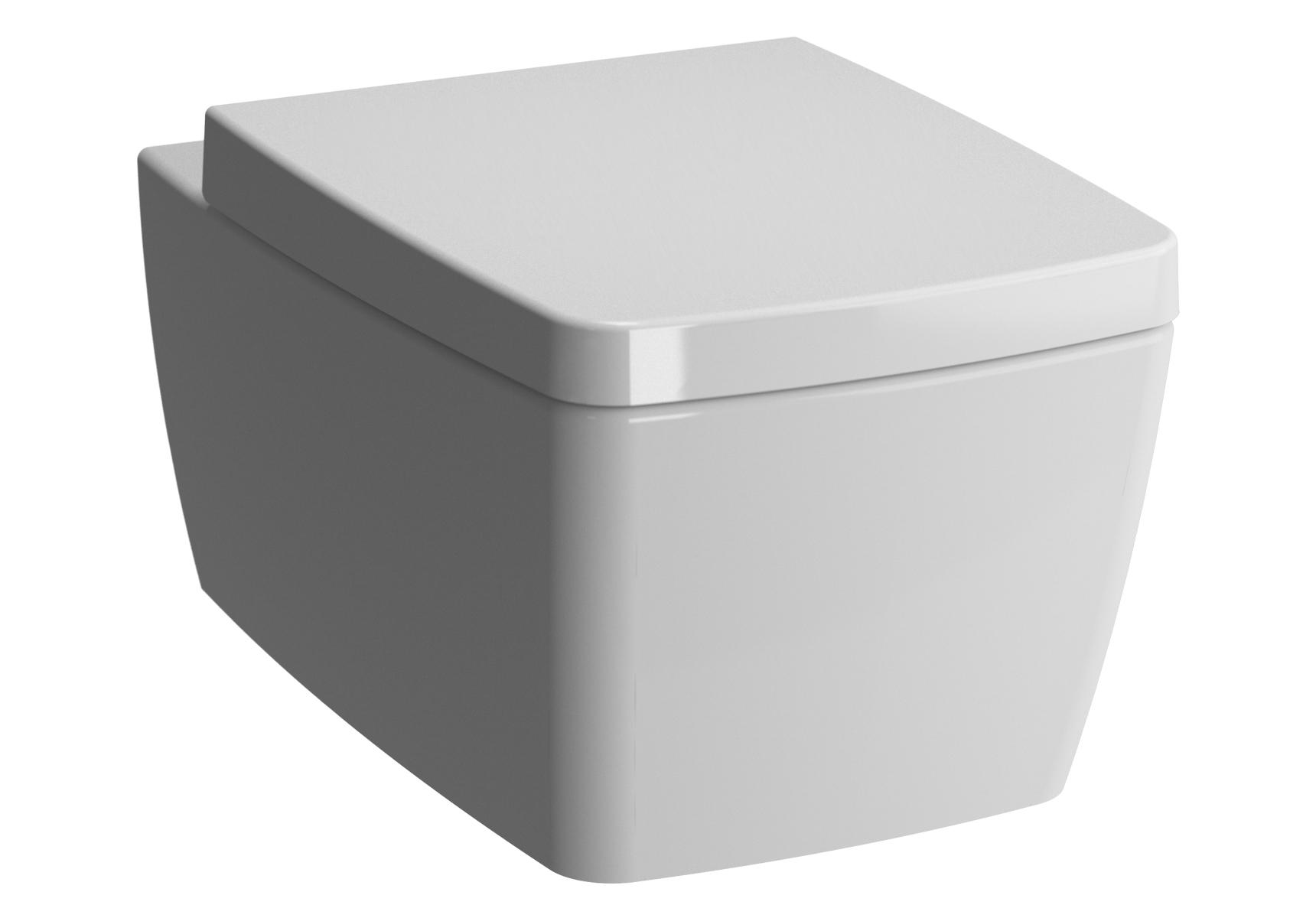 Metropole Wand-WC mit Bidetfunktion/Thermostatmischer