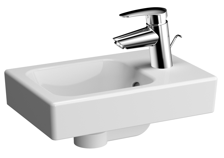 Options Handwaschbecken, 38 cm