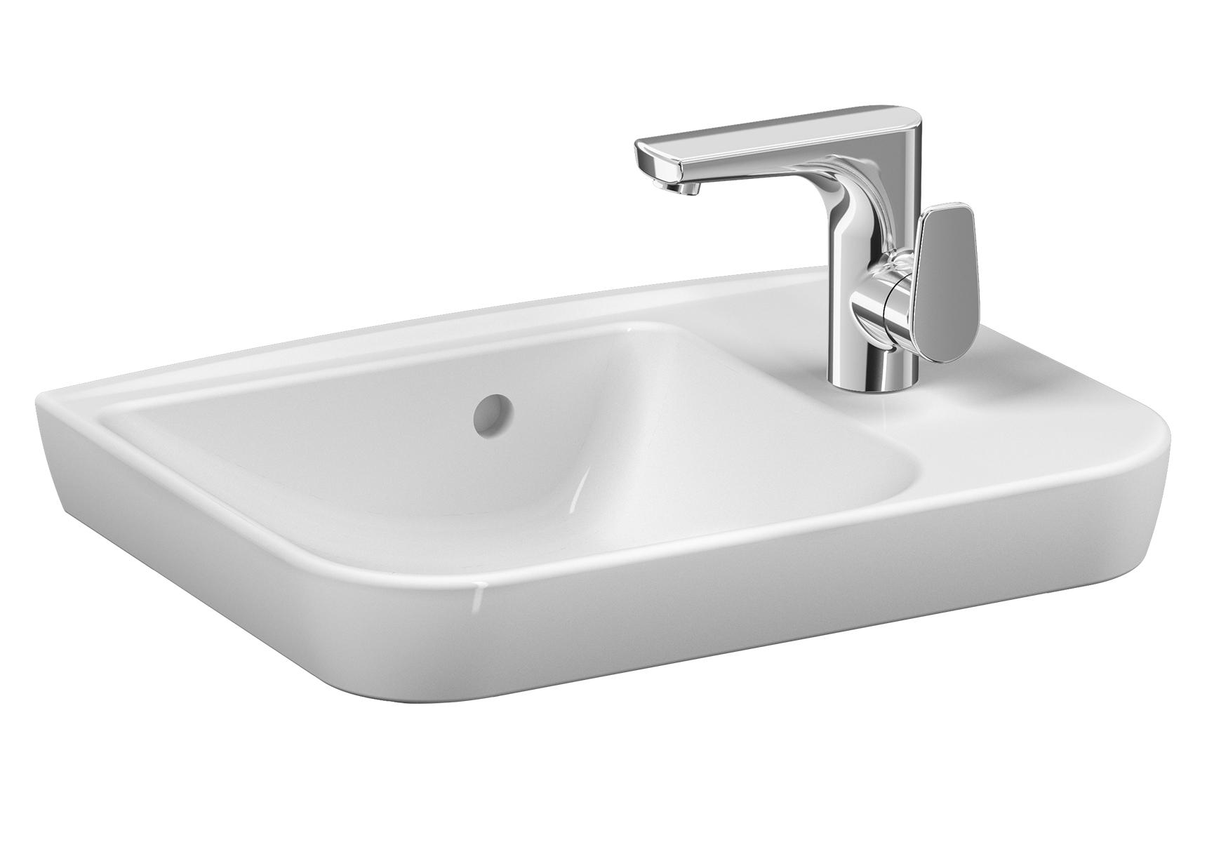 Sento Handwaschbecken, 50 cm, geschliffen
