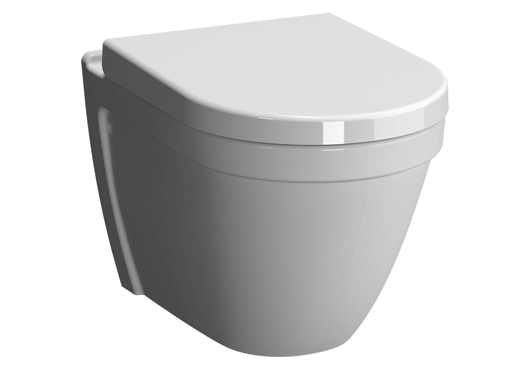 S50 WC suspendu sans bride, 54 cm