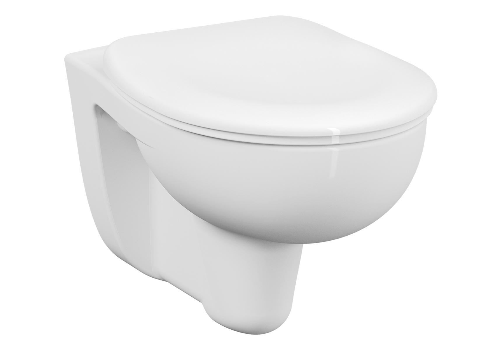 Normus WC suspendu avec bride, 52 cm