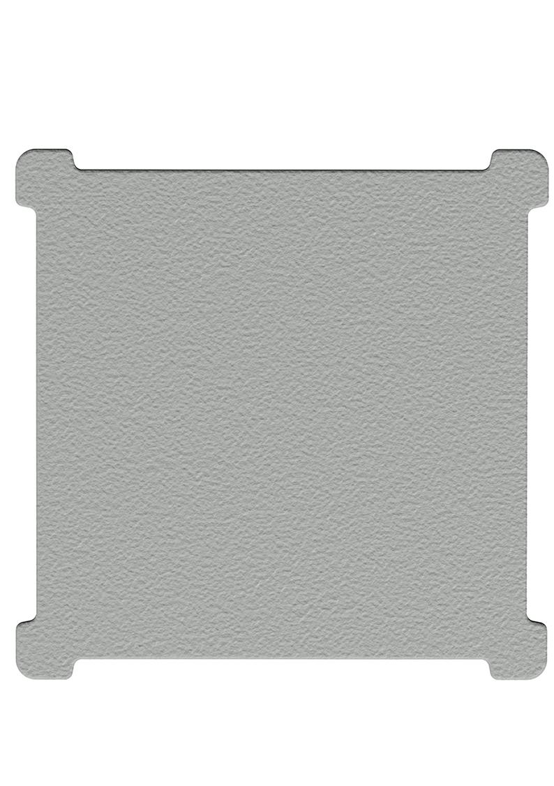 V-Stone Siphonabdeckung, Grau