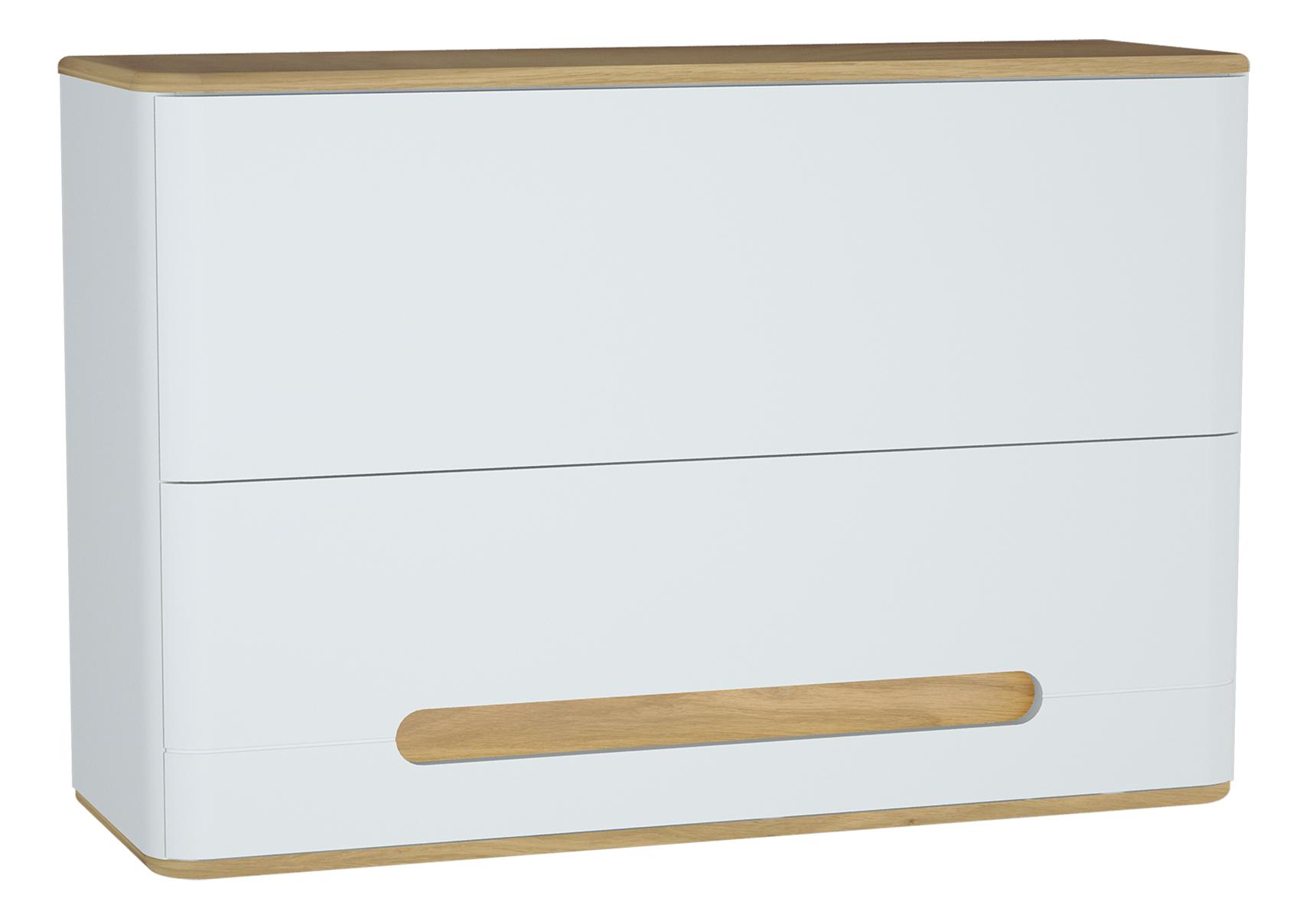 Sento module supérieur, 105 cm, 1 tiroir intérieur, blanc mat