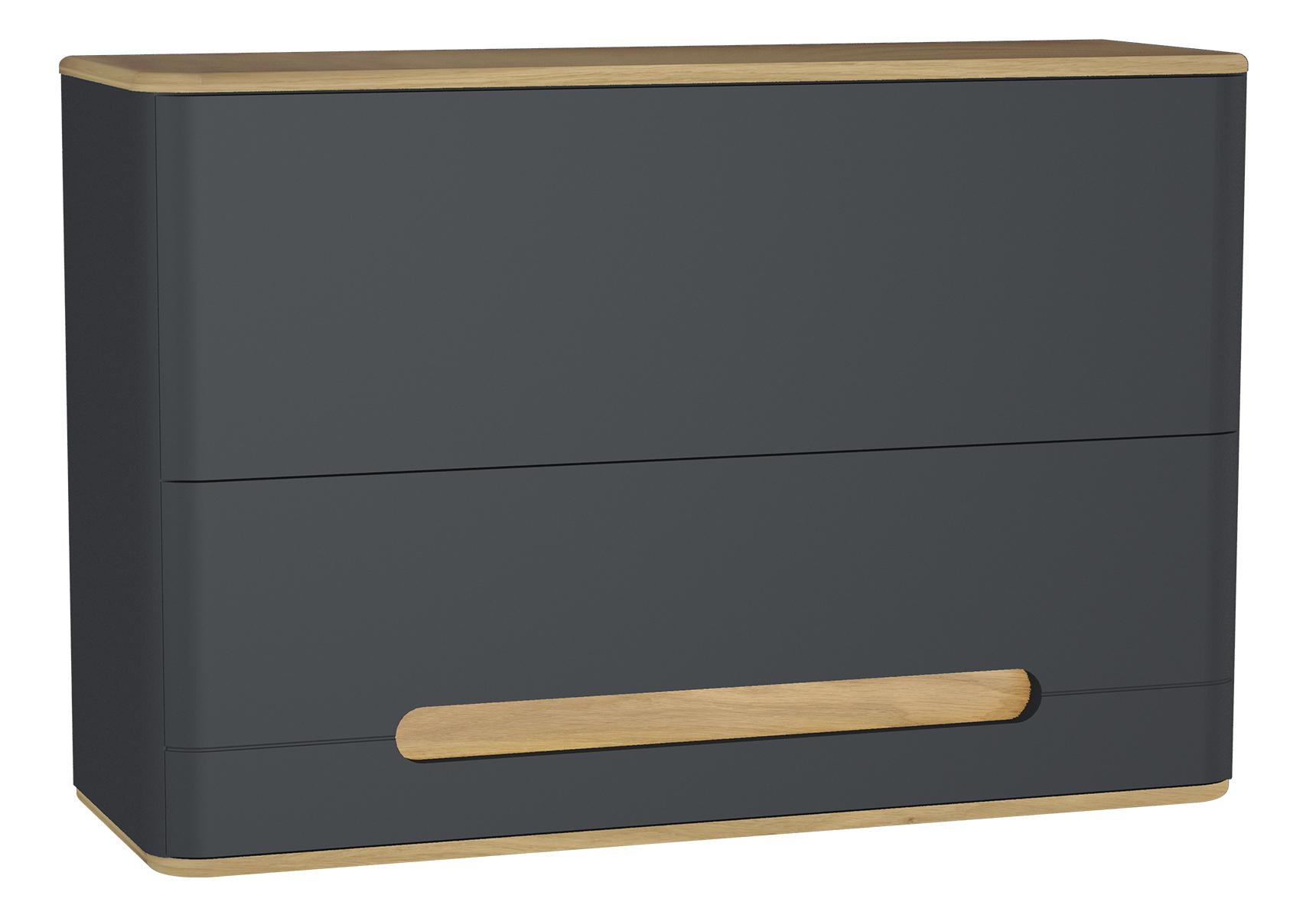 Sento module supérieur, 105 cm, 1 tiroir intérieur, anthraciteacite mat