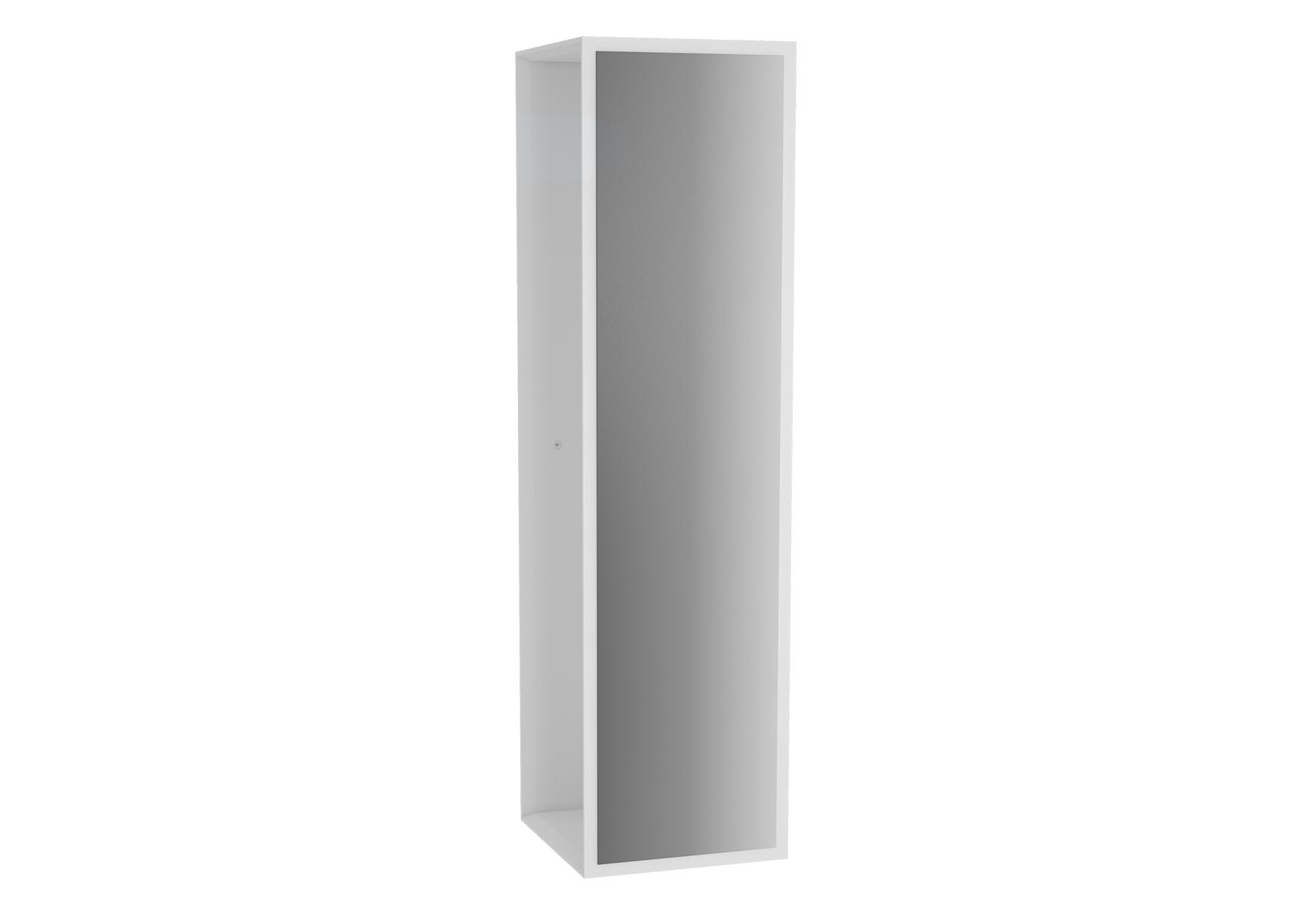 Frame module peignoir, 42,5 cm, mat blanc