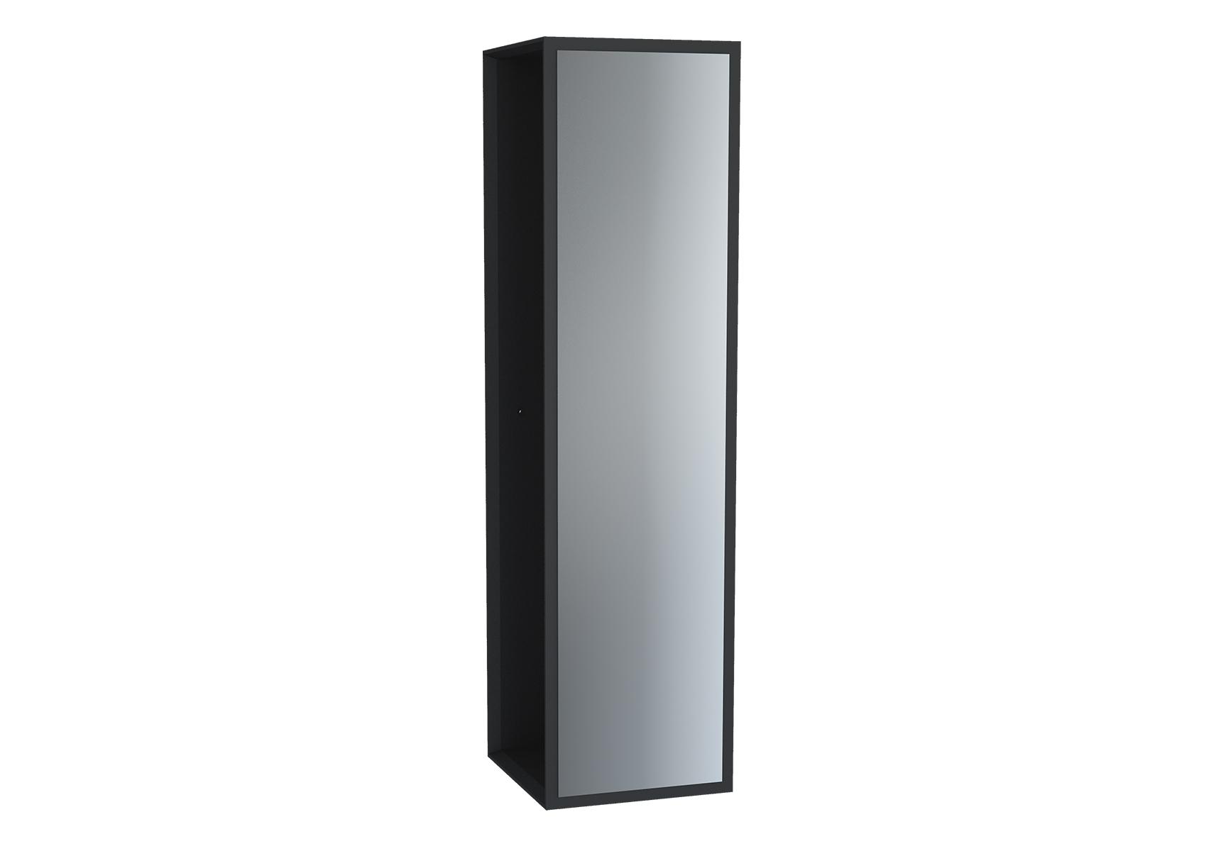 Frame module peignoir, 42,5 cm, mat noir