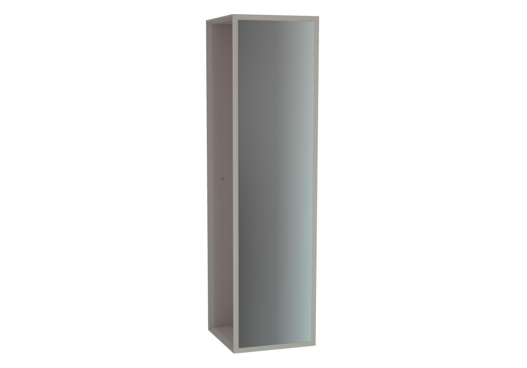 Frame module peignoir, 42,5 cm, mat taupe