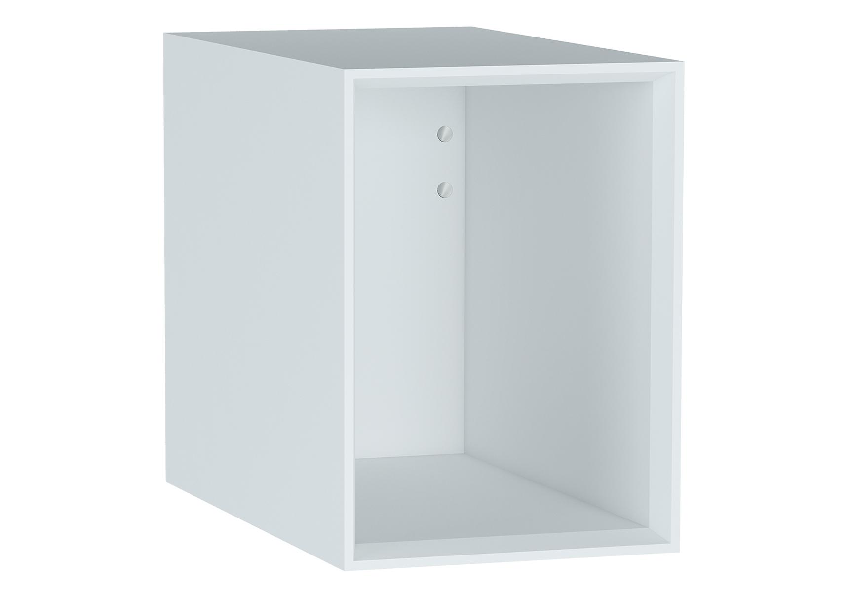 Frame module ouvert, 30 cm, mat blanc