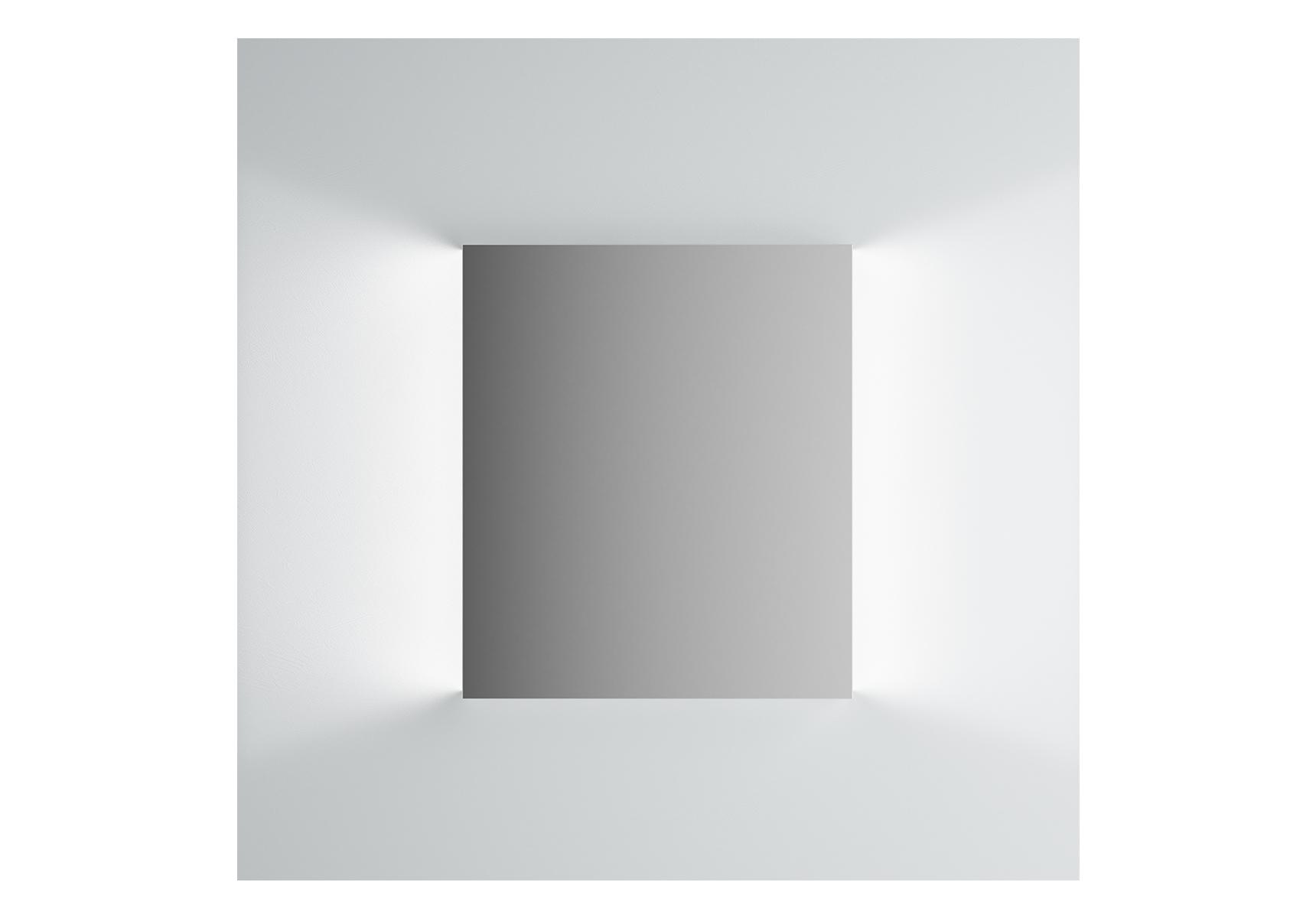 Integra miroir avec éclairage á gauche et à droite, 60 cm