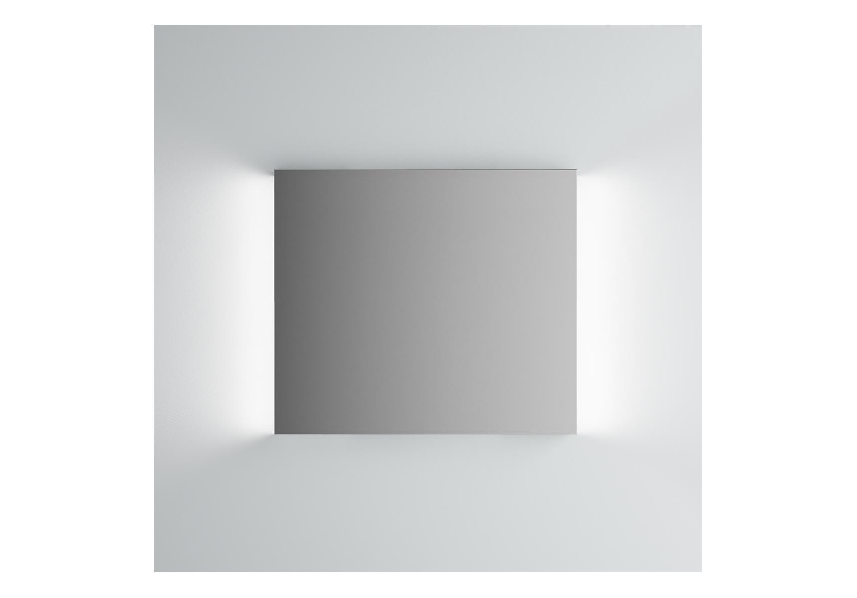 Integra miroir avec éclairage á gauche et à droite, 80 cm