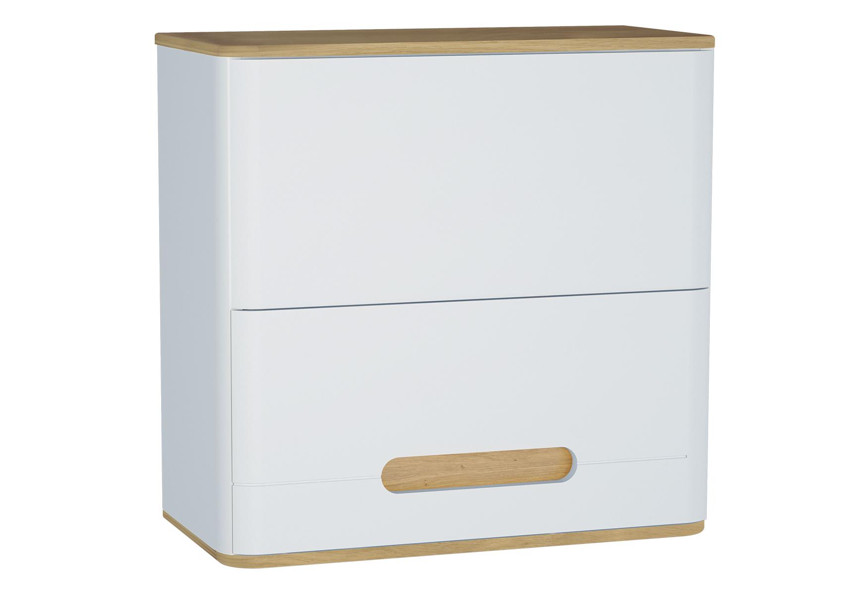 Sento module supérieur ultra pratique, 70 cm, blanc mat