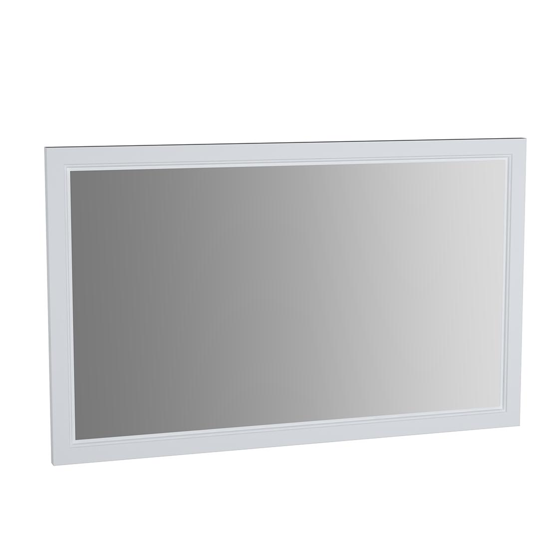 Valarte miroir, 120 cm, blanc mat