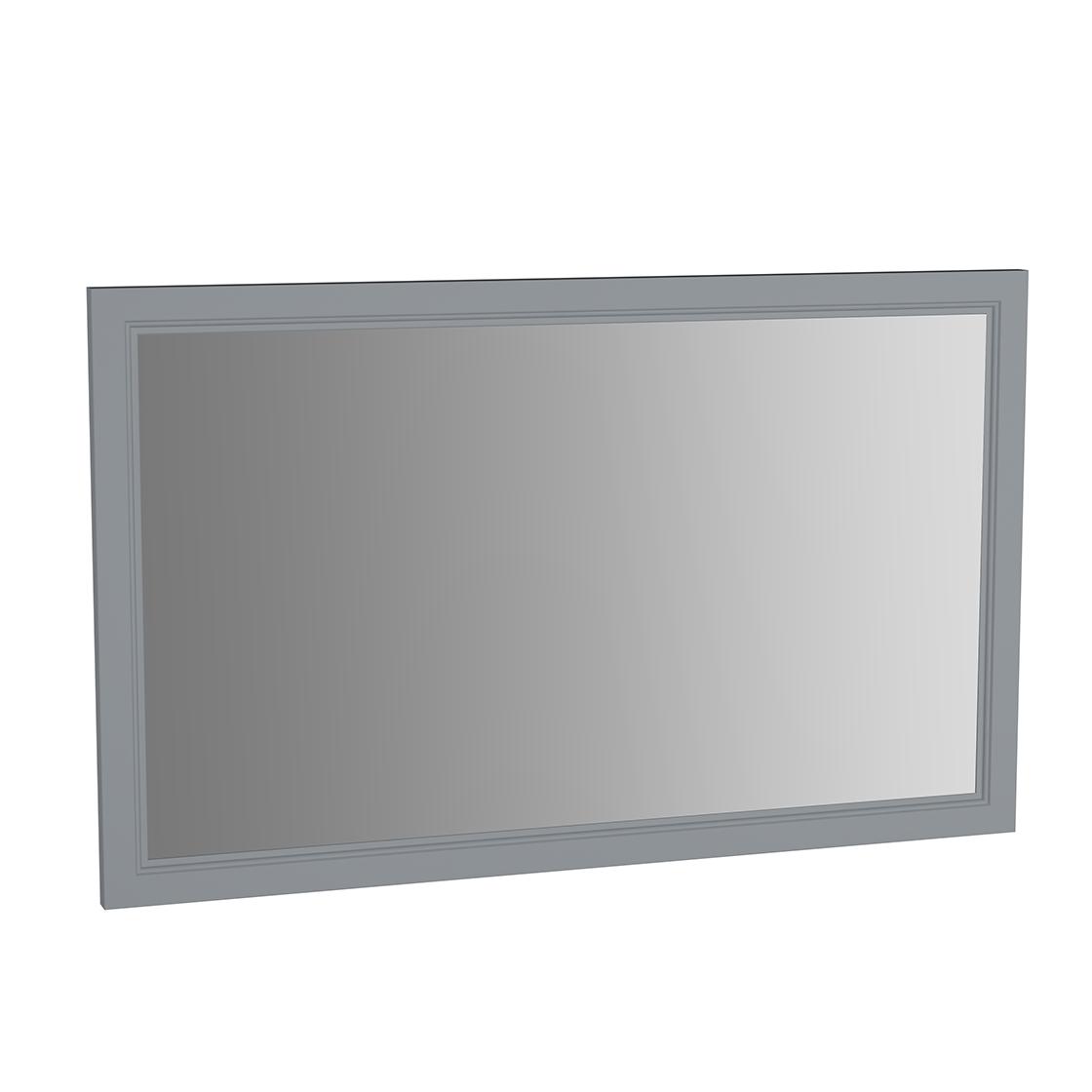 Valarte miroir, 120 cm, gris mat