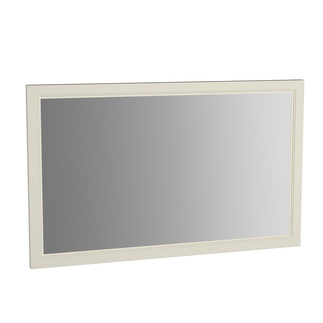 Valarte miroir, 120 cm, ivoire mat