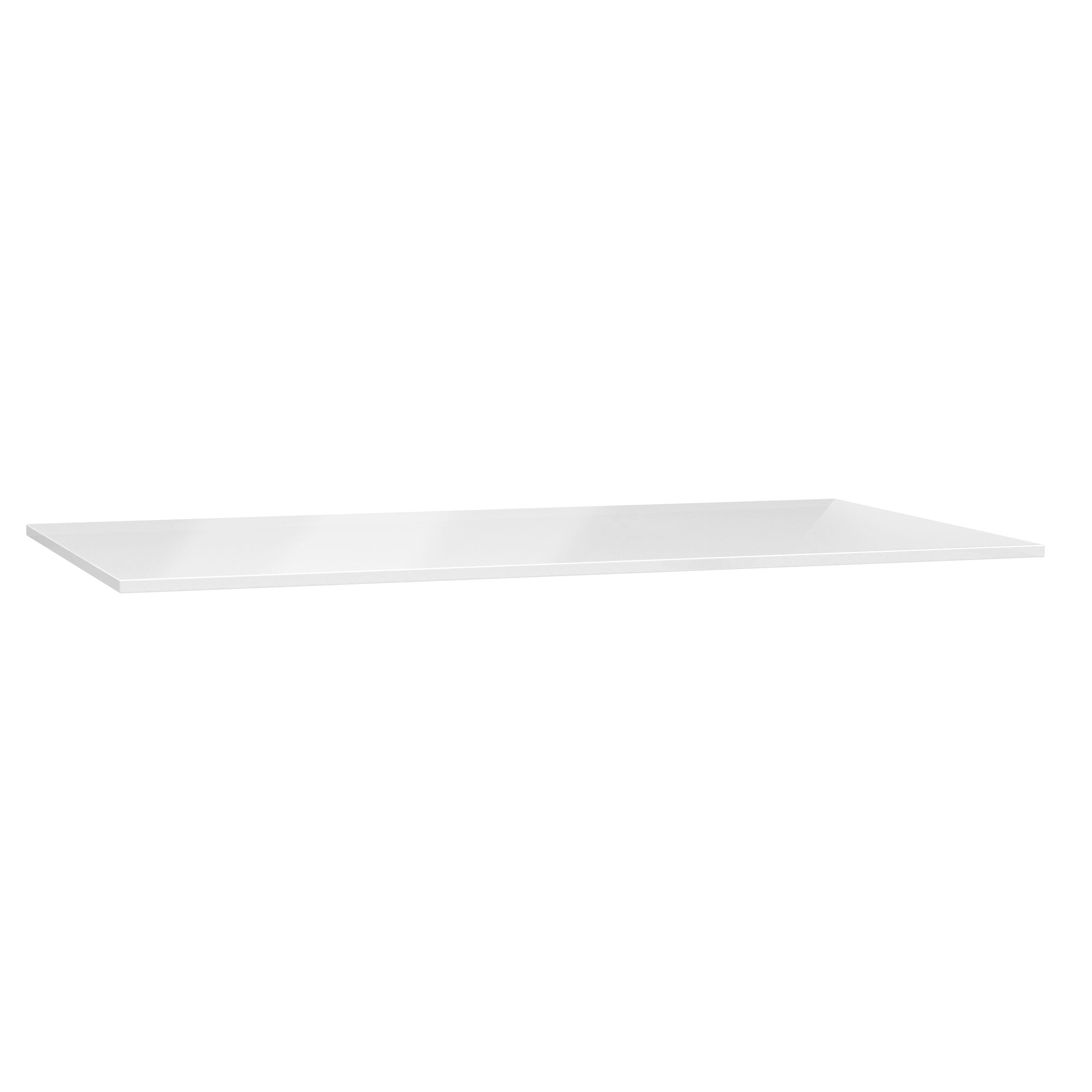 Origin partie supérieure, 90 cm, verre blanc
