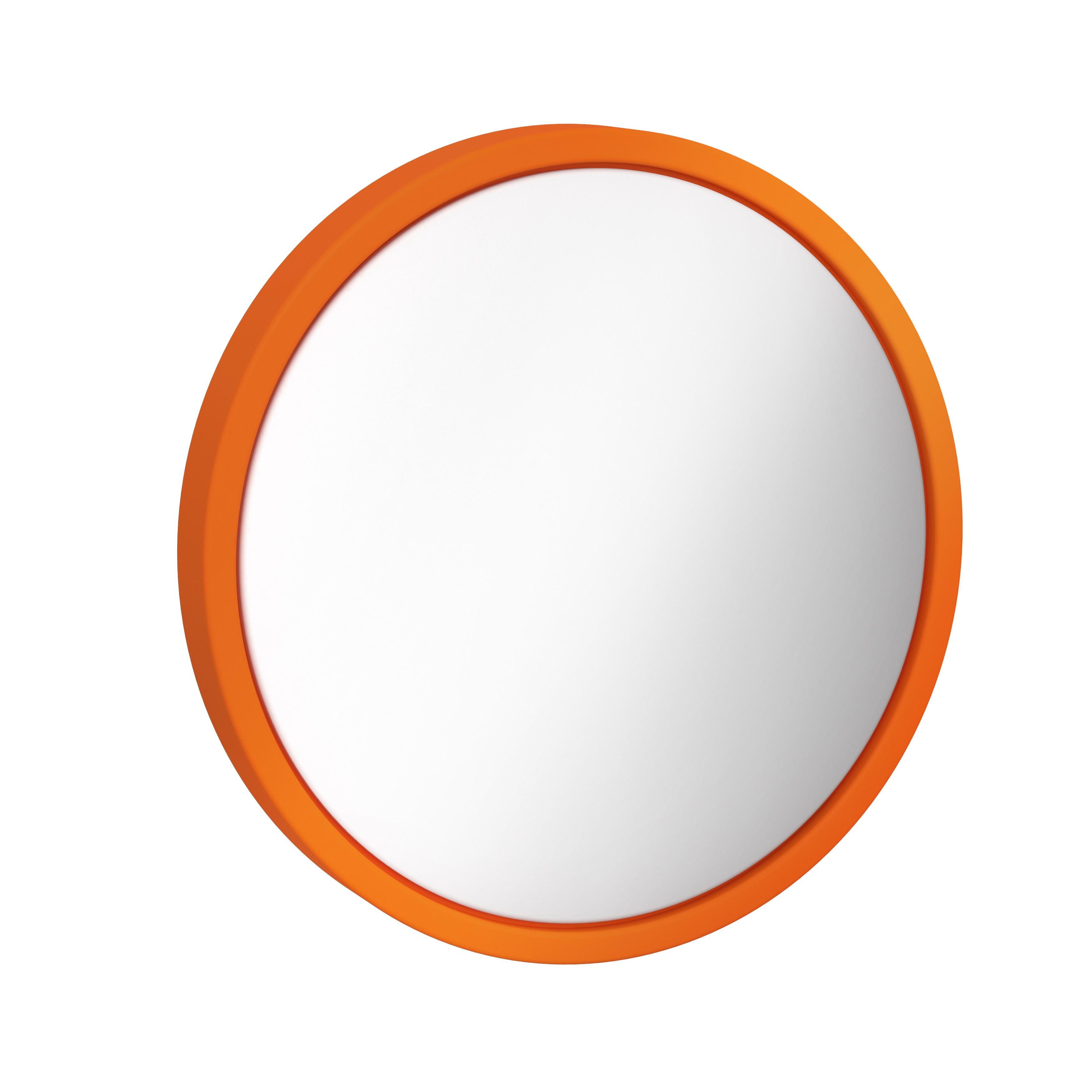 Sento Kids miroir ronde, 20 cm, orange