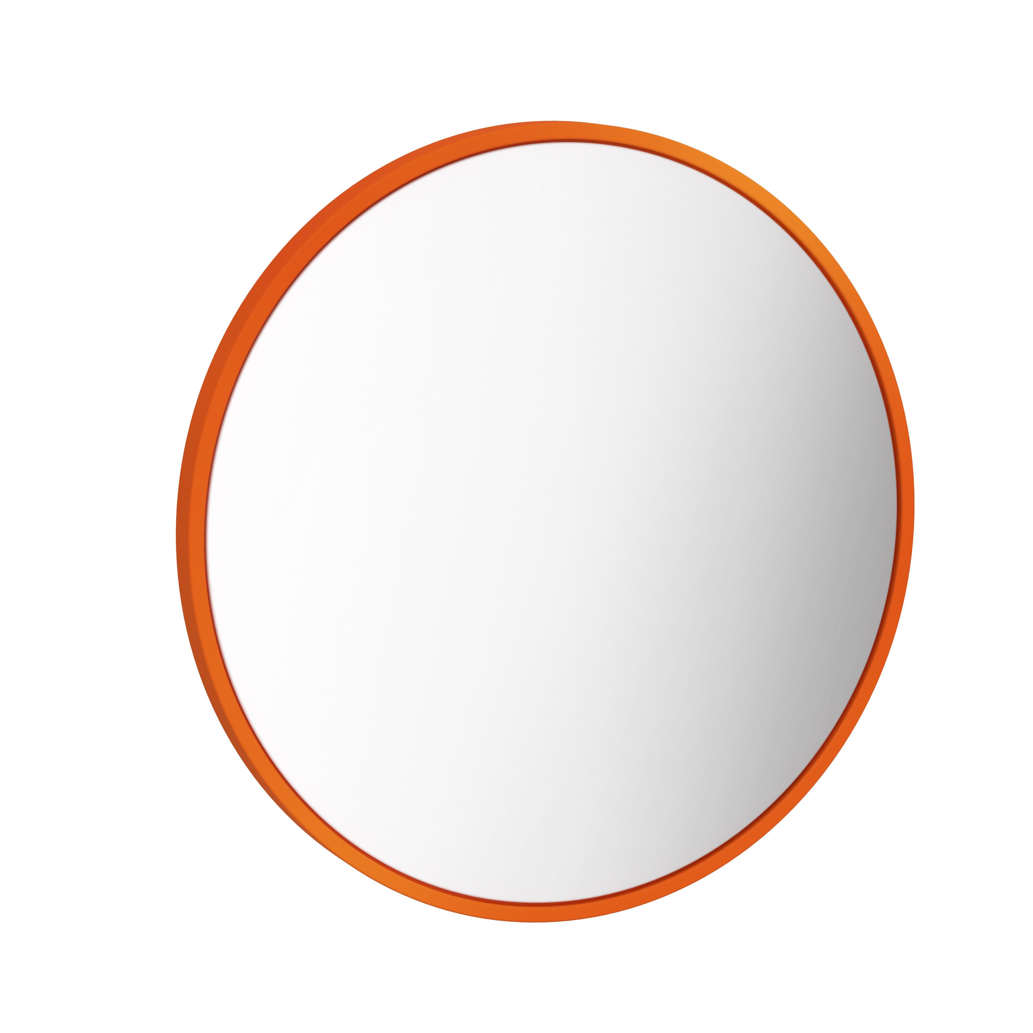 Sento Kids miroir ronde, 40 cm, orange