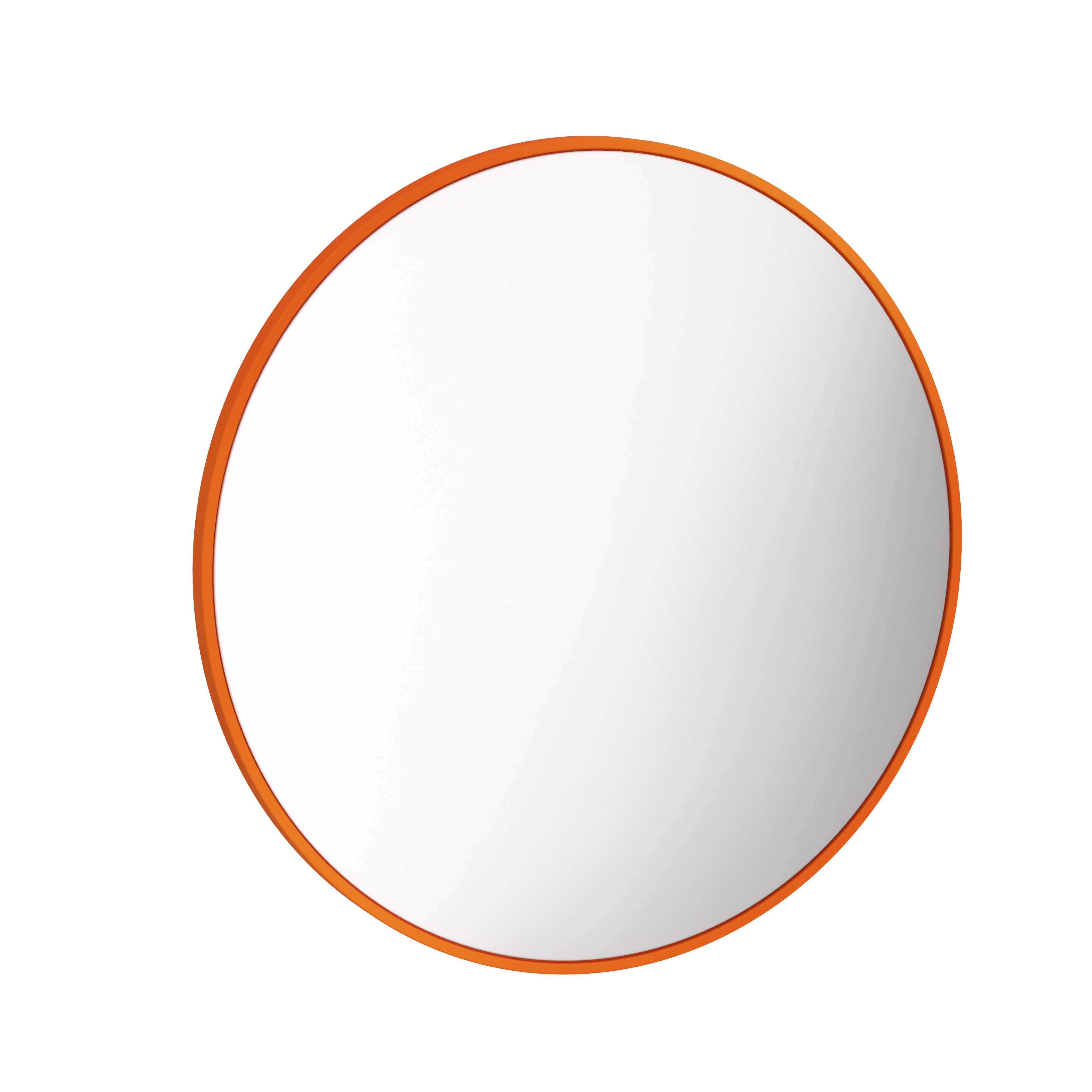 Sento Kids miroir ronde, 60 cm, orange