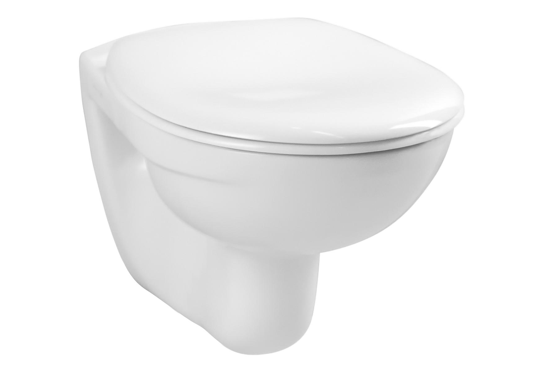 Normus WC suspendu avec fonction bidet, 54 cm