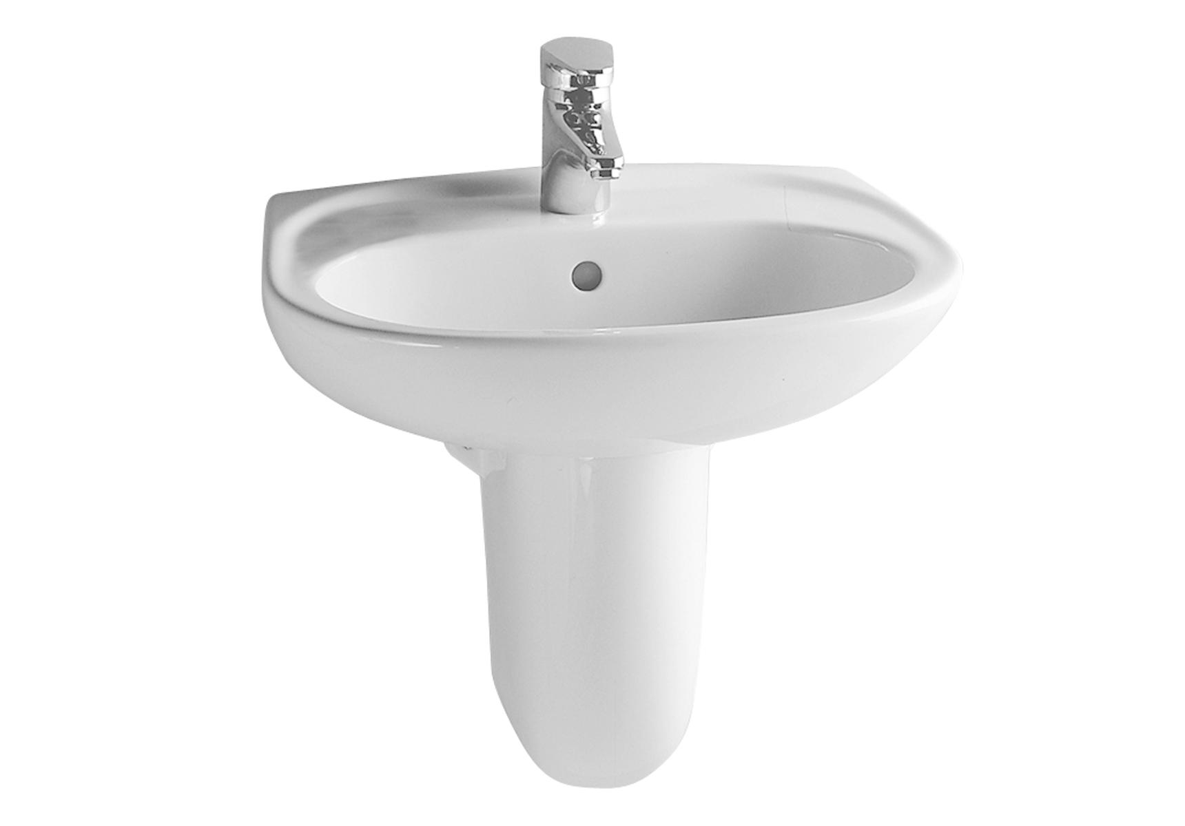 Normus cache-siphon pour lave-mains et lavabos