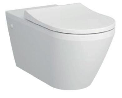 Integra WC suspendu sans bride, 70 cm