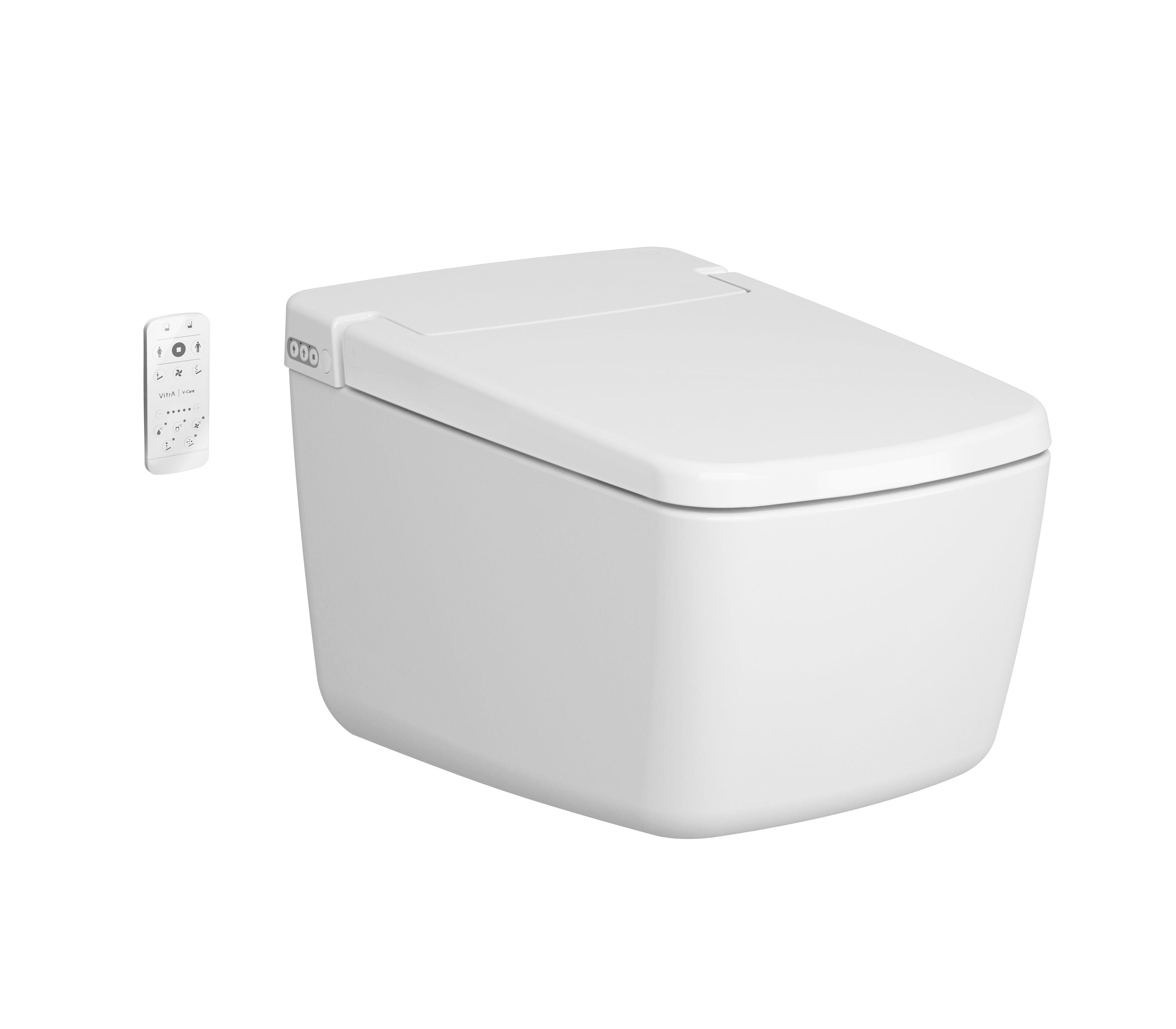 V-Care Prime WC lavant suspendu, 62 cm