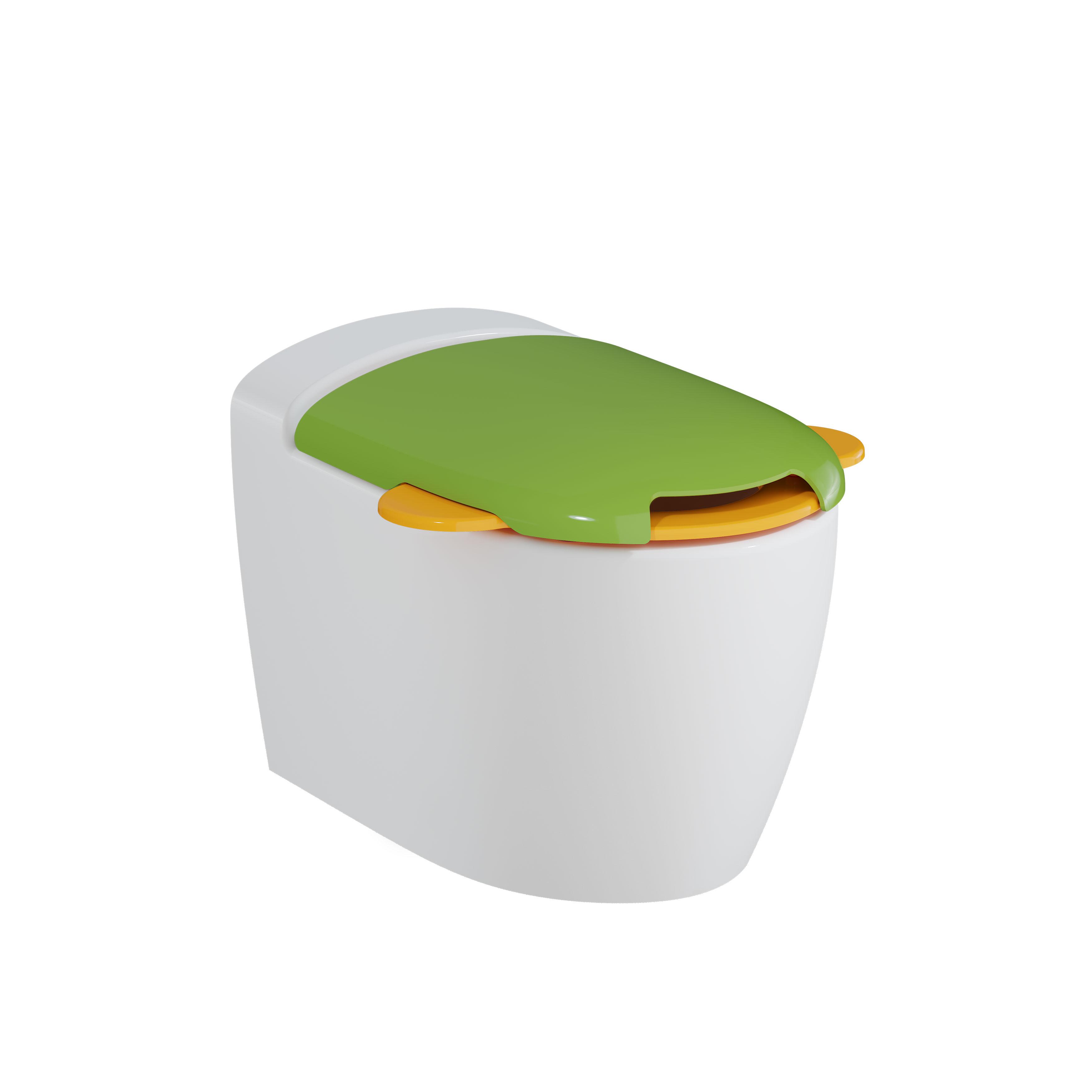 Sento Kids WC suspendu sans bride (Smooth Flush)