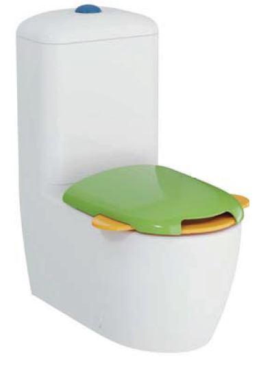 Sento Kids WC à poser CC sans bride (Smooth Flush), BTW