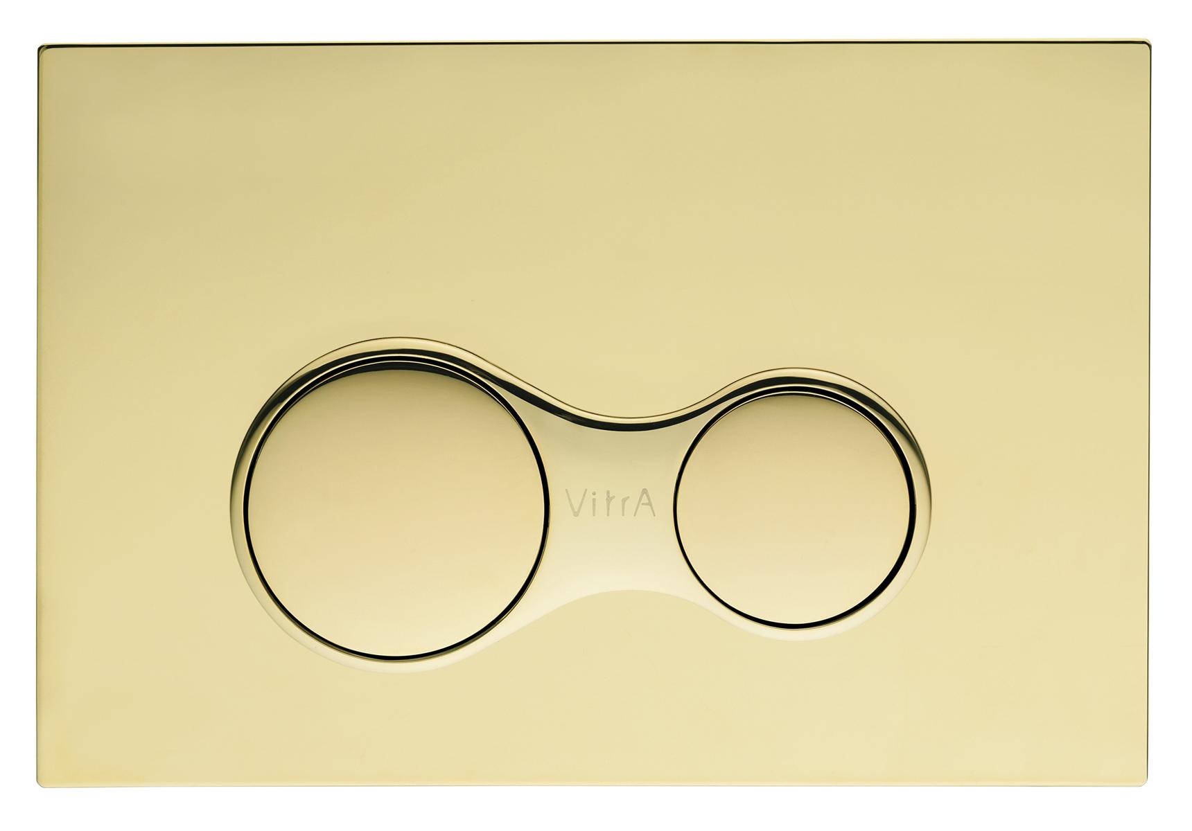 Sirius Panneau de commande 3/6 l, modèle mecanique, doré