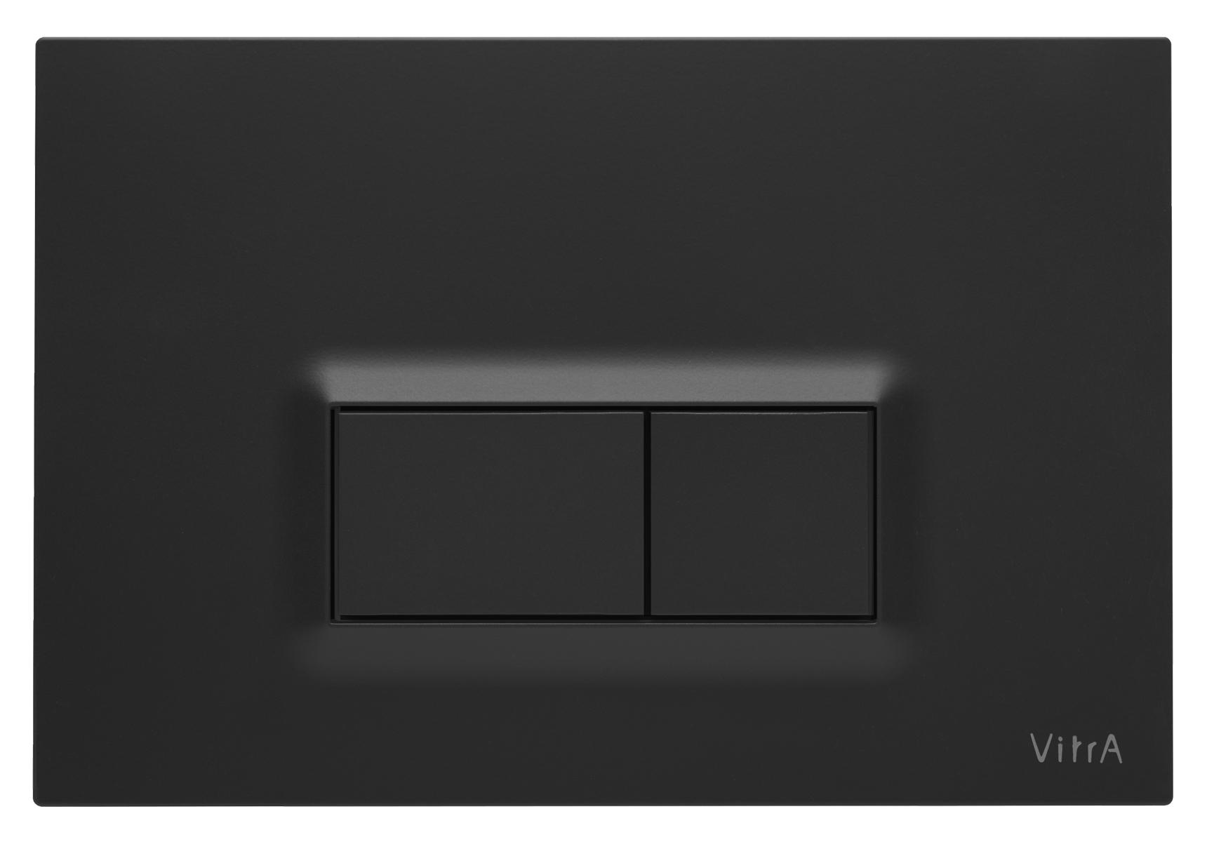 Loop R, panneau de commande 3/6 l, modèle mecanique, noir mat