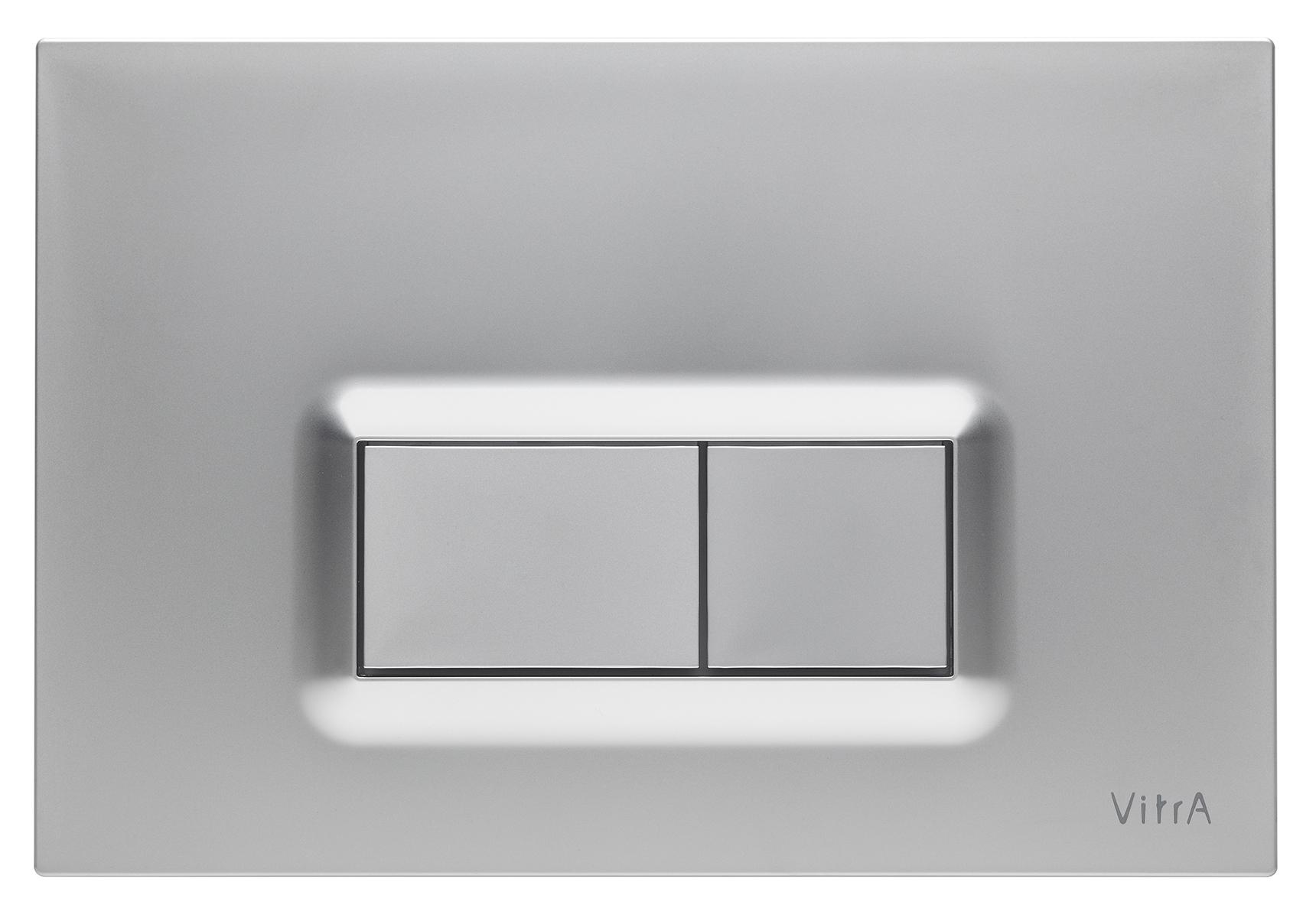 Loop R, panneau de commande 3/6 l, modèle mecanique, chromé mat