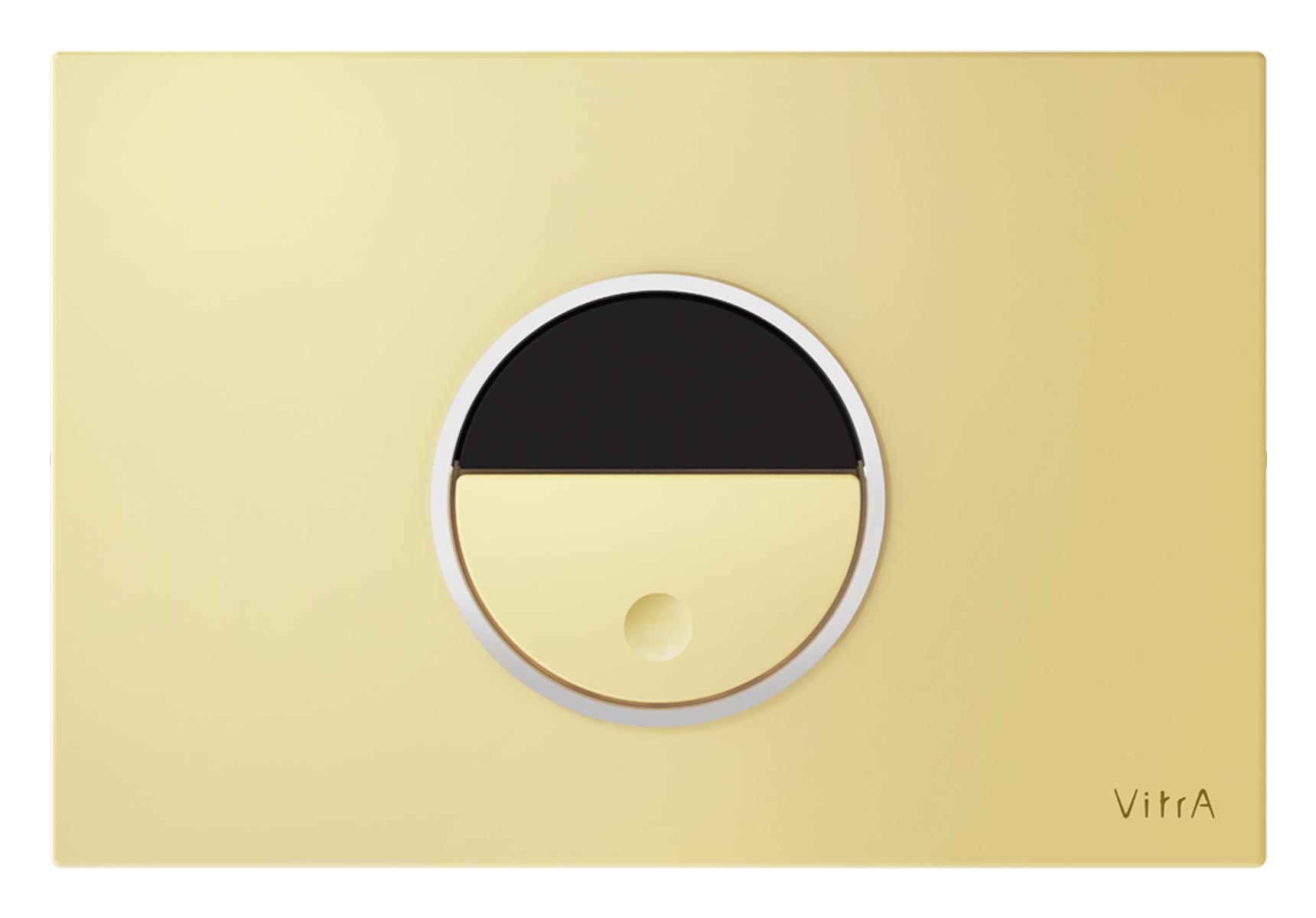 Pro panneau de commande 3/6 l, doré, 24,1  x  16,1 cm