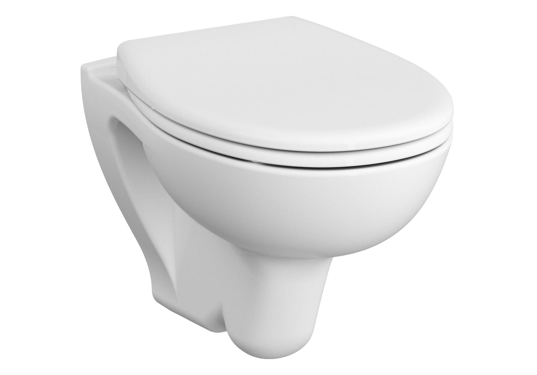 S20 WC suspendu, avec bride, 52 cm, blanc