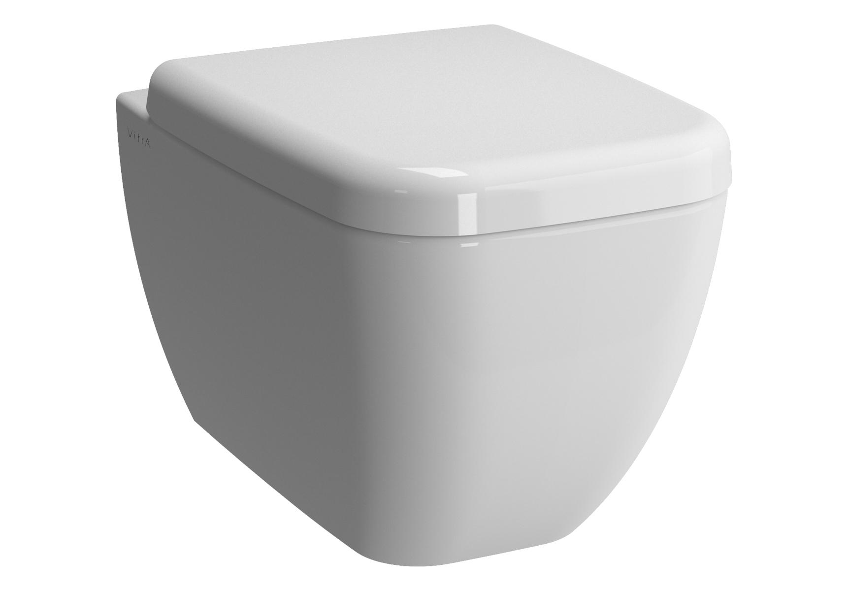 Shift Wand-WC VitrA Flush 2.0 mit Bidetfunktion