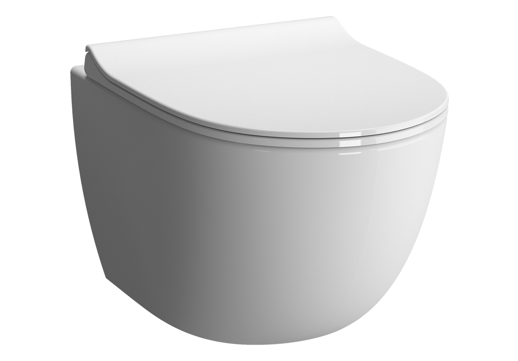 Sento Wand-WC VitrA Flush 2.0
