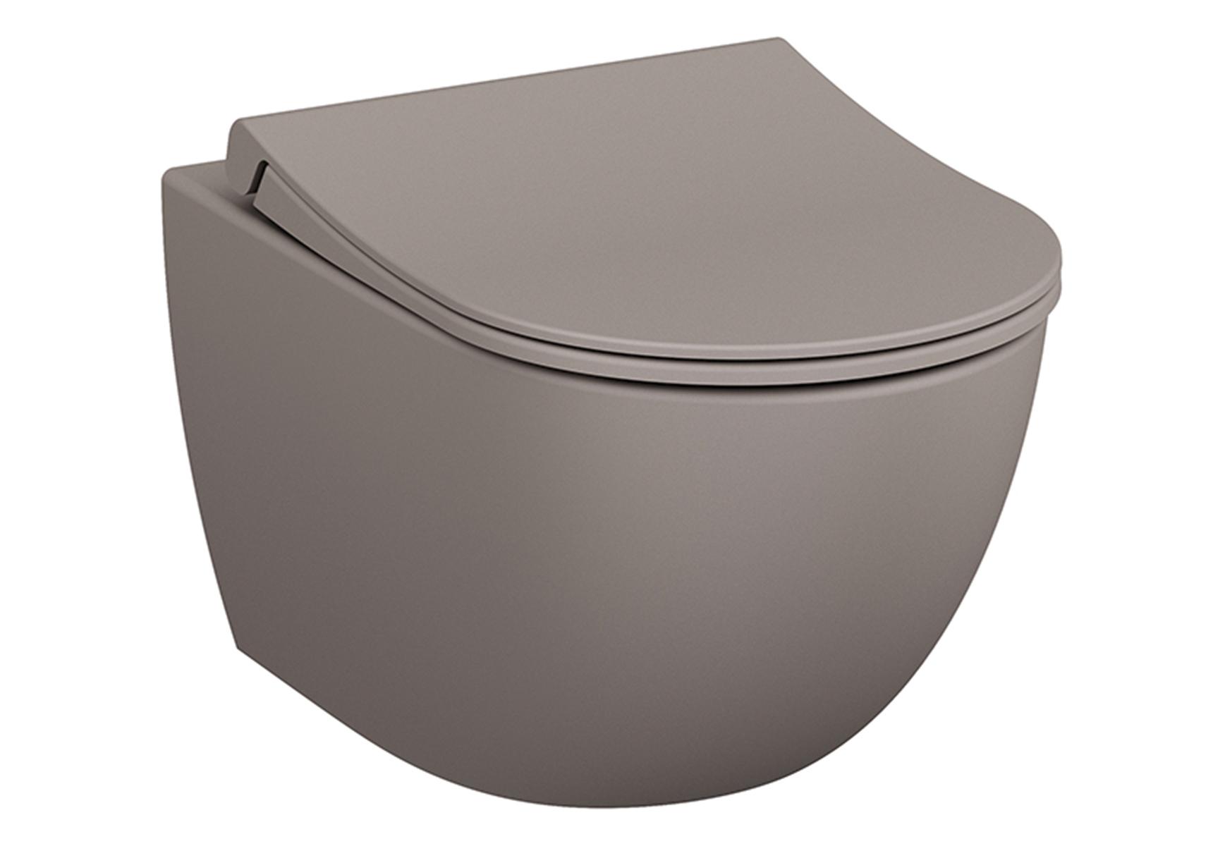 Sento Wand-WC VitrA Flush 2.0, Nerz Matt